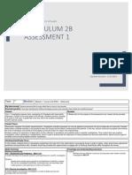 assessment 1- ins program