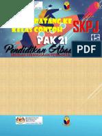 Backdrop Kelas Pak21