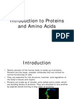 Introduction to Proteins and Amino Acids 571576 7