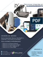 Brochure Synology Willatec