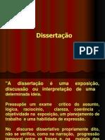 Slide Dissertação Power Point