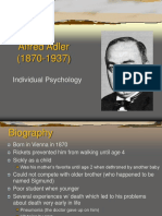 Adler With Biography