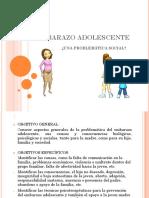 Embarazo Adolescente Ppt (1)