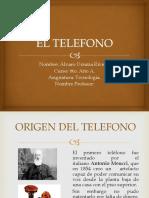 EL TELEFONO.pptx