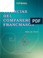 Vivencias Del Comp Francmason Vitriol