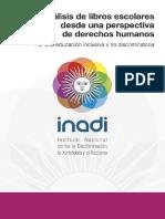Análisis de Libros Escolares Desde Una Perspectiva de Derechos Humanos
