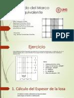 Método del Marco equivalente.pptx