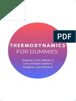 Thermodynamics Basics