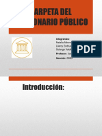 Ppt Carpeta Del Funcionario Público