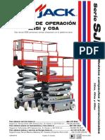Manual de Operaciones Elevador