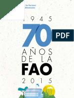 Historia de La FAO