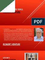 Gordon Wu Hall Robert Venturi
