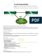 Denwa-  TEST Pruebas Modulo de Alta Disponibilidad
