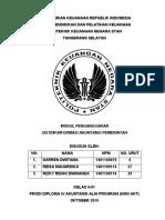 Modul Penganggaran Sistem Informasi Akuntansi Pemerintah