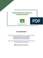 Guía Para Implementar Classroom en Instituciones Educativas (1)