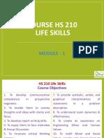 Life Skills Mod 1 KTU
