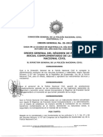 Prevision Social PNC Guatemala