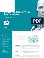 Product Overview Xopero
