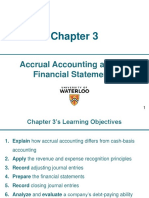 Ch.3 - Accrual Accounting and the Financial Statements (Pearson 6th Edition)_MH