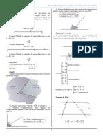 01 - Frente 02-Razão de Secção, Ângulos em Paralelas e Teorema de Tales