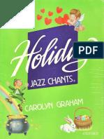 Carolyn Graham-Holiday Jazz Chants_ Student Book-Oxford University Press, USA (1999)