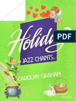 Carolyn Graham-Holiday Jazz Chants_ Student Book-Oxford University Press, USA (1999)