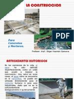 AGUA EN LA CONSTRUCCION
