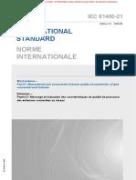 IEC61400-21