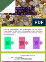 Parte 2. Comparación de Rendimientos en Diferentes Monedas
