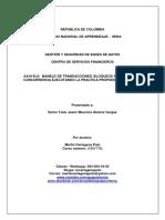 AA10-Ev2-MANEJO DE TRANSACCIONESBLOQUEOSCONTROLCONCURRENCIAEJECUTANDOPRACTICA PROPUESTA.docx