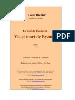 brehier_vie_et_mort_byzance.rtf