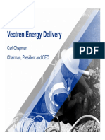 3 - Vectren Gas Forum Presentation 2015
