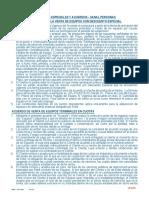 Clausulas Especiales y Acuerdos - Canal Personas - Agosto 2019