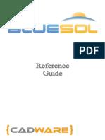 BlueSol Manual