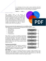 Basics of Data Analytics