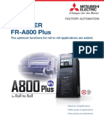 FR-A800 Plus for Roll to Roll