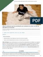 Alba, La Enfermera Que Ha Encadenado 400 Contratos en 9 Años_ Su Vida Sin Días Libres Ni Vacaciones