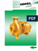 Omel Process Pumps Model Und_ii (Ansi_asme b73.1m) - PDF