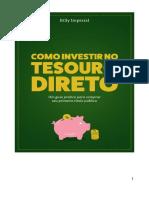 [Billy Imperial] Como Investir no Tesouro Direto