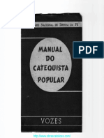 Manual Do Catequista Popular