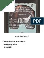 CLASIFICACIÓN DE INSTRUMENTOS DE MEDICIÓN ELÉCTRICA EN BASE A SU PRINCIPIO DE FUNCIONAMIENTO.pptx