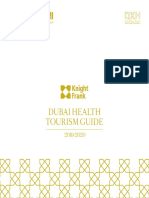Dubai Health Tourism Guide 2019