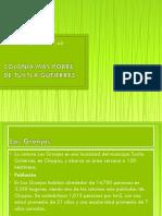 Colonia Mas Pobre de Tuxtla Gutierrez