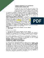 Cooperativa Nueva Junta Directiva - Pangoa