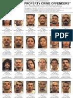 Nov 2010 Wanted Property Crimes