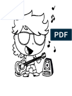 Dibujos Dia de La Musica