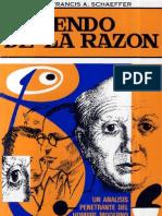 Francis A. Schaeffer Huyendo de La Razon