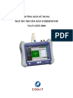 Huong dan su dung may do truyen dan Ethernet IP MTS 5800