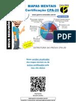 Mapa Mental ANBIMA CPA20 www.guerra.cursosolon.com.br