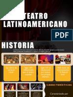 teatro latinoamericano